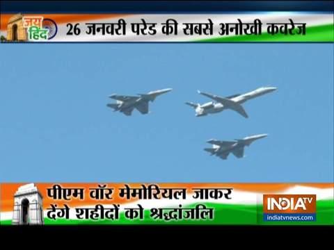 71वें गणतंत्र दिवस परेड में दिखेगी एसैट मिसाइल, राफेल, अपाचे और चिनूक हेलीकाप्टर