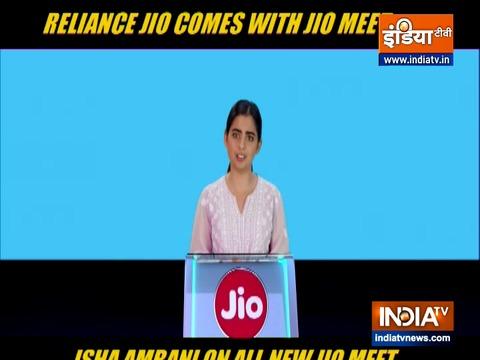 ईशा अंबानी ने सबसे नए वीडियो कॉन्फ्रेंसिंग प्लेटफॉर्म JioMeet के बारे में बताया