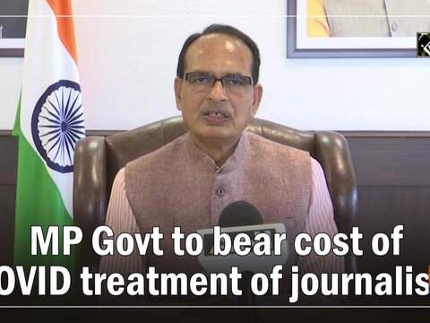 MP Govt to bear cost of COVID treatment of journalists