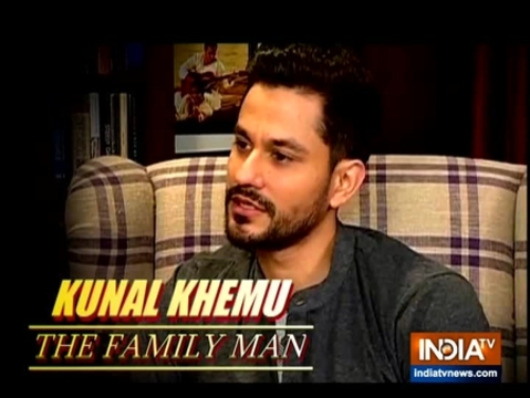 Kunal Kemmu narrates his love story with Soha Ali Khan