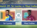 2019 World Cup: Fernando trumps Pooran in Sri Lanka's 23-run win over West Indies