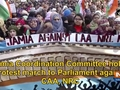 Jamia Coordination Committee holds protest march to Parliament against CAA, NRC