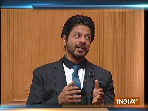Shah Rukh Khan: I love spending time with my kids AbRam, Suhana and Aryan
