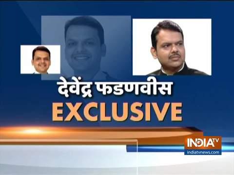 देवेंद्र फडणवीस एक्सक्लूसिव: महाराष्ट्र विधानसभा चुनाव में कम से कम 220 सीटें जीतने का लक्ष्य