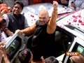 BJP president Amit Shah gets rousing welcome after poll victory in northeast states
