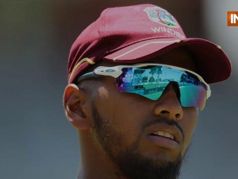 वेस्टइंडीज के क्रिकेटर निकोलस पूरन 4 मैचों के लिए निलंबित