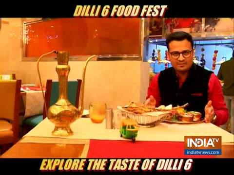 लीजिए पुरानी दिल्ली के लजीज व्यंजनों का मजा दिल्ली 6 फुड फेस्ट में