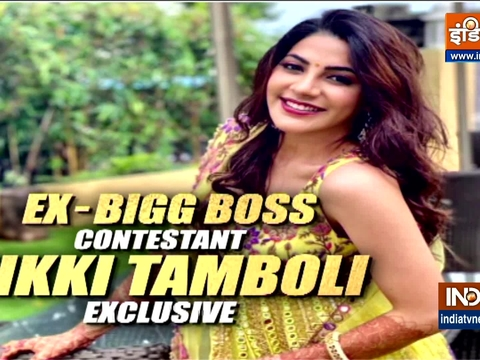 Nikki Tamboli Talks about her Bigg Boss 14 journey
