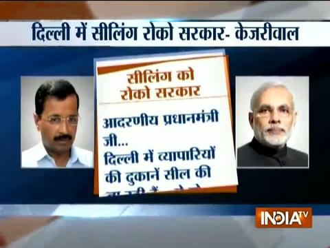 Delhi CM Kejriwal writes to PM Modi, Rahul Gandhi; seeks appointments to resolve sealing issue