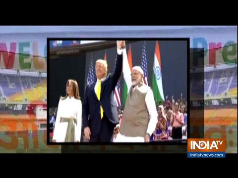 Special Report: How did US President Donald Trump spend his first day in India?