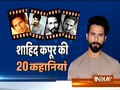 20 Stories: Things You Didn't Know About Shahid Kapoor