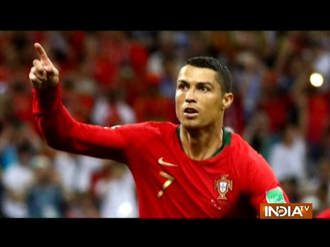 FIFA World Cup 2018: Ronaldo's hat-trick helps Portugual draw Spain 3-3