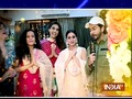 Preeta, Shrishti and Karan from Kundali Bhagya seek blessings from Lord Ganesh