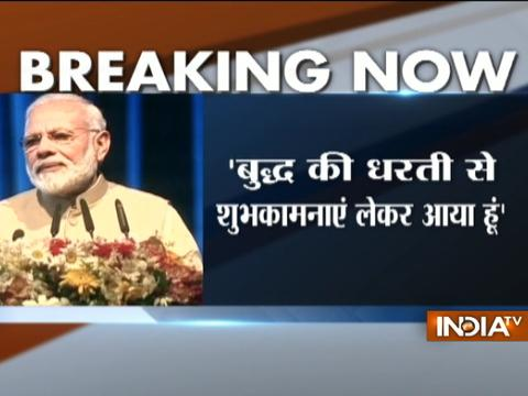 Menace of terrorism in our region is a clear manifestation of this destructive emotion: PM Modi