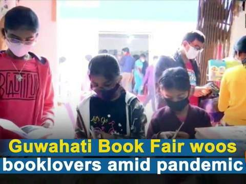 Guwahati Book Fair woos booklovers amid pandemic