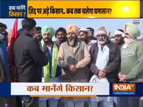 किसानों ने नहीं मानी गृहमंत्री अमित शाह की बात, मीटिंग के लिए रखी बड़ी शर्त