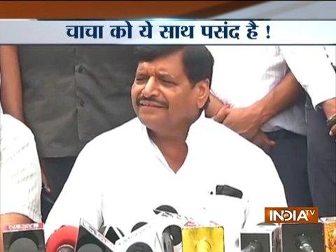 Shivpal Yadav praises Akhilesh Yadav after Samajwadi Party's victory in UP Bypoll