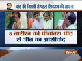 Special show on politicians offering prayers for their party's victory after polling concludes