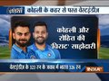 Virat Kohli, Rohit Sharma's blitzkrieg helps India crush West Indies to take 1-0 lead