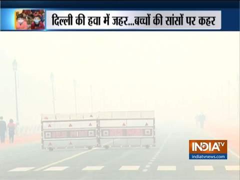 दिल्ली में ऑड-इवन का आज आखिरी दिन, प्रदूषण के स्तर नहीं दिख रही कमी