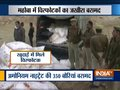 UP Police seize large amount of illegal explosives in Mahoba