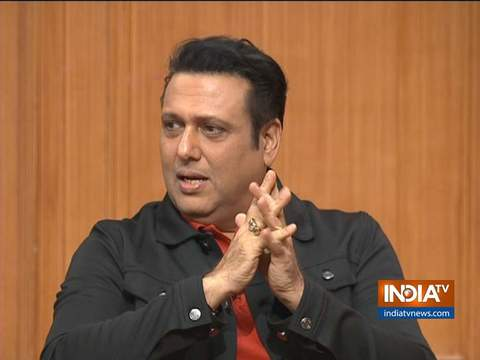 Aap Ki Adalat: Was nervous doing romantic scenes in beginning, reveals Govinda