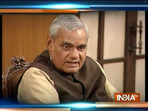 RIP Atal Bihari Vajpayee: Former PM's take on Kashmir issue