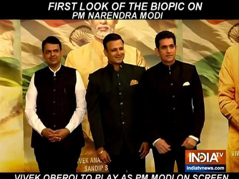Vivek Oberoi on playing PM Narendra Modi in biopic