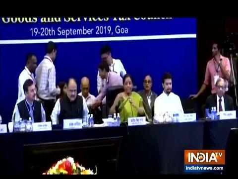 वित्त मंत्री निर्मला सीतारमण ने शुक्रवार को 37वीं जीएसटी काउंसिल बैठक के बाद कुछ वस्तुओं पर जीएसटी की दरों में कटौती की घोषणा की
