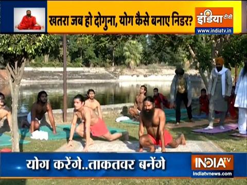 'एकता दिवस' पर स्वामी रामदेव का 'योग फॉर यूनिटी'