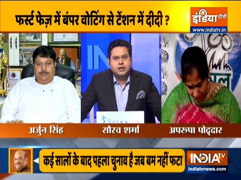 Kurukshetra: Will BJP trounce TMC in West Bengal elections? watch full debate
