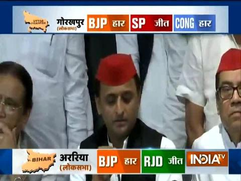 Victory in Gorakhpur bypoll significant, Yogi never lost this seat: Akhilesh Yadav