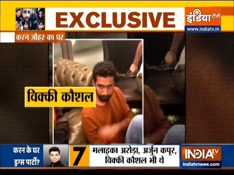 Video from Karan Johar's alleged 'drug party' goes viral