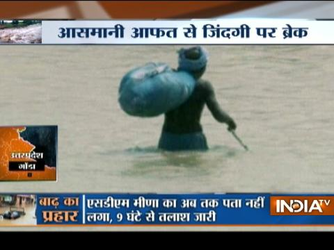 Rajasthan SDM get washed away in flood, several states continues to be effected with flood