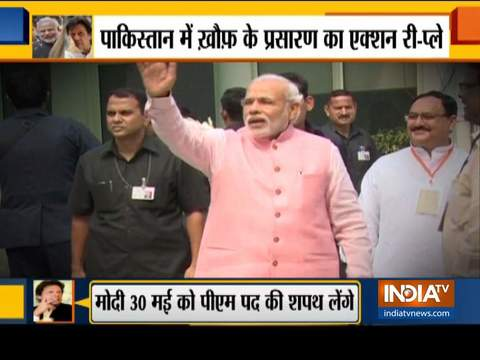 Special Report: Pakistan PM Imran Khan not invited to Modi's swearing-in ceremony
