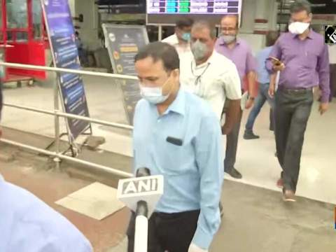 3-member team arrives in Patna to review COVID-19 situation