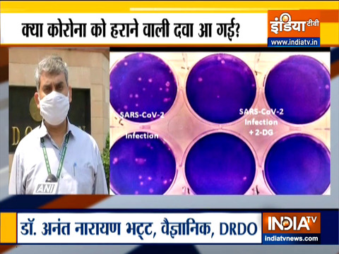 Ground Report: DCGI gives emergency approval to DRDO-developed anti-Covid drug