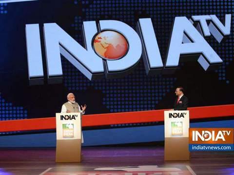 सलाम इंडिया 2019: देखिए, इंडिया टीवी के एडिटर-इन-चीफ रजत शर्मा के साथ पीएम मोदी का एक्सक्लूसिव इंटरव्यू