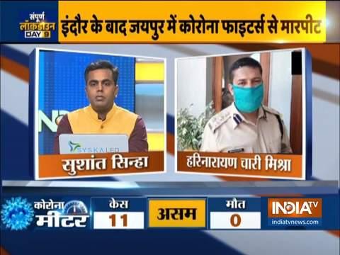 इंदौर में स्वास्थ्यकर्मियों पर भीड़ द्वारा हमले के बाद 7 लोग गिरफ्तार
