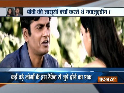 Mumbai Police summons actor Nawazuddin Siddiqui for allegedly spying on his wife