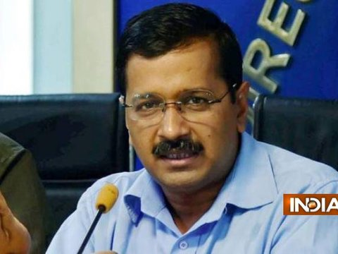 Delhi CM Kejriwal apologises to Congress leader Kapil Sibal and Union Minister Nitin Gadkari