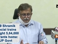449 Shramik special trains brought 5,64,000 migrants home: UP Govt