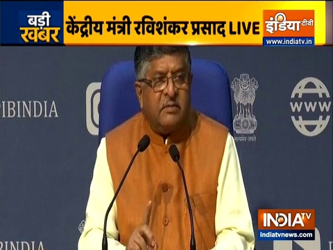Union Minister Ravi Shankar Prasad slams opposition leaders for creating ruckus over farm bills