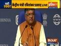 Union Minister Ravi Shankar Prasad slams opposition leaders for creating ruckus over farm bills
