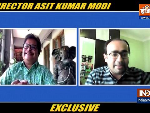Asit Kumar Modi shares updates on new show Taarak Mehta Ka Chota Chashmah