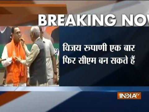 Election results: Vijay Rupani likely to continue as CM in Gujarat