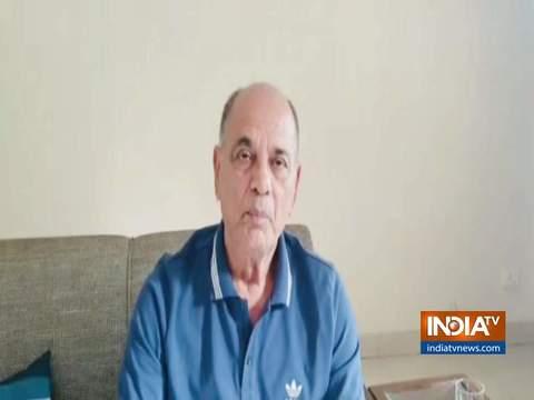 सुशांत सिंह राजपूत के पिता केके सिंह का बयान, फरवरी में मुंबई पुलिस को सूचित किया था कि मेरे बेटे की जान खतरे में है