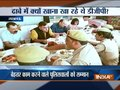 UP DGP hosts lunch party at a Lucknow dhaba