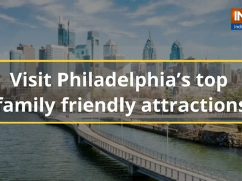 Visit Philadelphia's top family friendly attractions