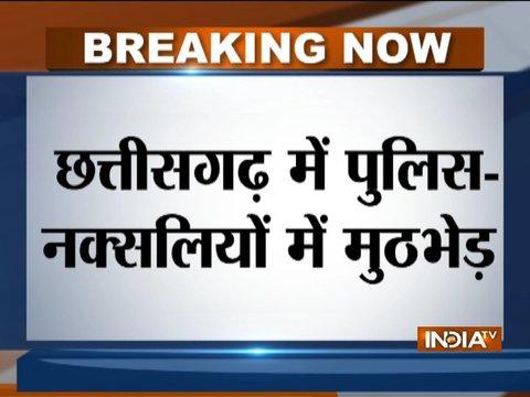 7 naxalites killed in an encounter in Chhattisgarh